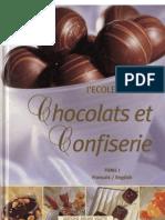 Chocolats et сonfiserie de l ecole Lenotre T1