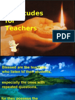 Beatitudes for Teachers2