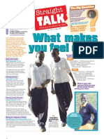 Straight Talk, May 2007