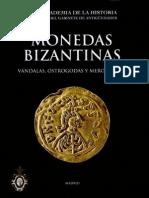 Monedas Bizantinas