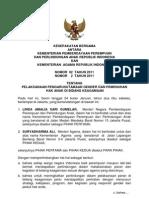 KESEPAKATAN BERSAMA ANTARA KEMENTERIAN PEMBERDAYAAN PEREMPUAN DAN PERLINDUNGAN ANAK REPUBLIK INDONESIA DAN KEMENTERIAN AGAMA REPUBLIK INDONESIA
