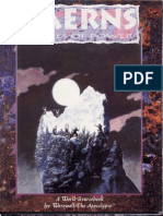WOD - Werewolf - The Apocalypse - Caerns - Places of Power