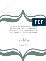 Andrea Ang (General Resume) - OPTIMIZED FOR WEB