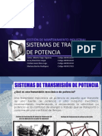 SISTEMAS DE TRANSMISIÓN DE POTENCIA