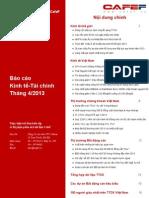 Báo cáo Kinh tế tài chính tháng 042013_cafebook.info
