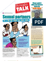 Straight Talk, July 2007
