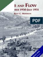 Korea - Ebb and Flow - Nov 1950-July 1951