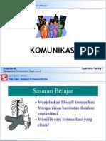 Materi Peserta - Komunikasi & Interpersonal Skill(Asertif) - New ST II