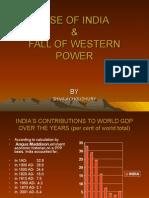 Rise of India