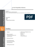case studies in the hospitality industry chapter 5