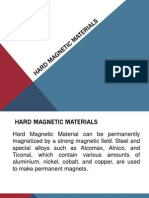 Hard Magnetic Materials2