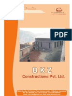 BKZ Contracting Company Profile
