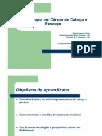 Radioterapia Em Cancer de Cabeca e Pescoco
