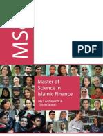 Master of Islamic Finance