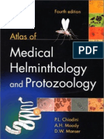 Atlas of Medical Helminthology and Protozoology