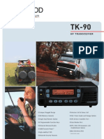 Kenwood TK 90