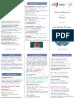 Brochure M2EP