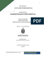 Harmonisasi Akun Inter