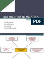 Red Maestros de Maestros