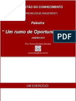 Gestodoconhecimento Palestra 100105075632 Phpapp01