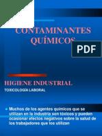 2-Contaminantes Químicos