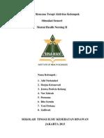 TAK (Isolasi Sosial) - Kelompok Revisi Terbaru