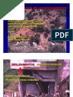 Caracterizacion de Los Deslizamientos