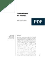 Rodriguez - Lectura e Internet