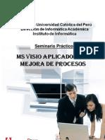 Manual - Visio Aplicado a La Gestion de Mejora de Procesos