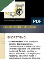 presentacion sincretismo