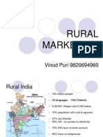 Rural Markting