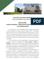 Projecto de Visita de Estudo - Conímbriga - Definição de objectivos