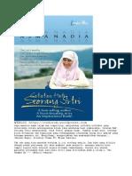 Catatan Hati Seorang Istri Asma Nadia