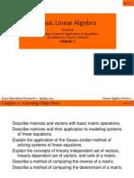 IE301 03 Review Linear Algebra
