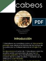 Breve resumen de los Libros de Macabeos