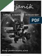 Perjanik L. 1, Št. 2, December 2008