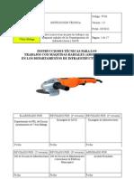 6trS9D Instruccion Tecnica Radiales