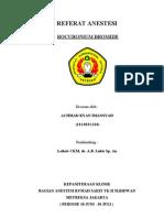 Referat Anestesi Rocuronium Ryan