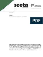 Plan Desarrollo Municipal 2013-2015