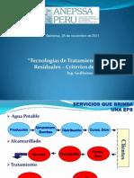 Tecnologías de Tratamiento - Taller Barranca 251111