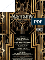 Digital Booklet - The Great Gatsby