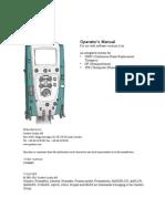 pengertian operation manual maintenance