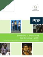 El Genero, La Sexualidad y El VIH