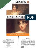 Level 3 - Sense and Sensebility - Penguin Readers