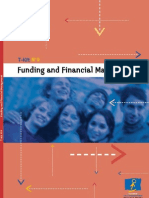 Funding and Financial Managment