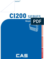 CI-200 - Owners Manual