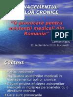 Manag Autoingrijirii Pacientului Cronic