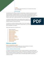 Glosario de Patologias