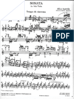 Bartok Sonata for Solo Violin