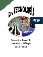 LA BIOTECNOLOGÍA Y SU CLASIFICACION
